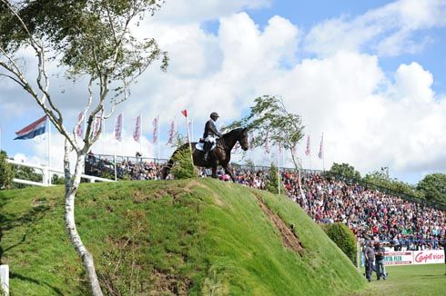 Hickstead, home to the Hickstead Derby Bank, is one of H&H's favourite showgrounds in the south of England. Check out our picture gallery of how NOT to negotiate the Derby Bank #Hickstead #horsesport #jumping