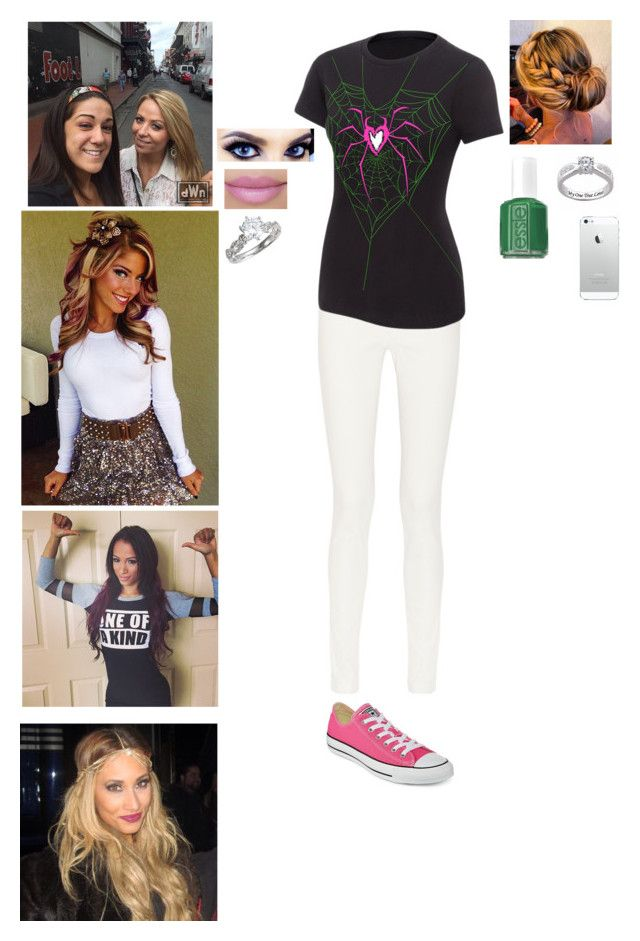 Alexis Marie Polyvore Hanging out with Bayle...