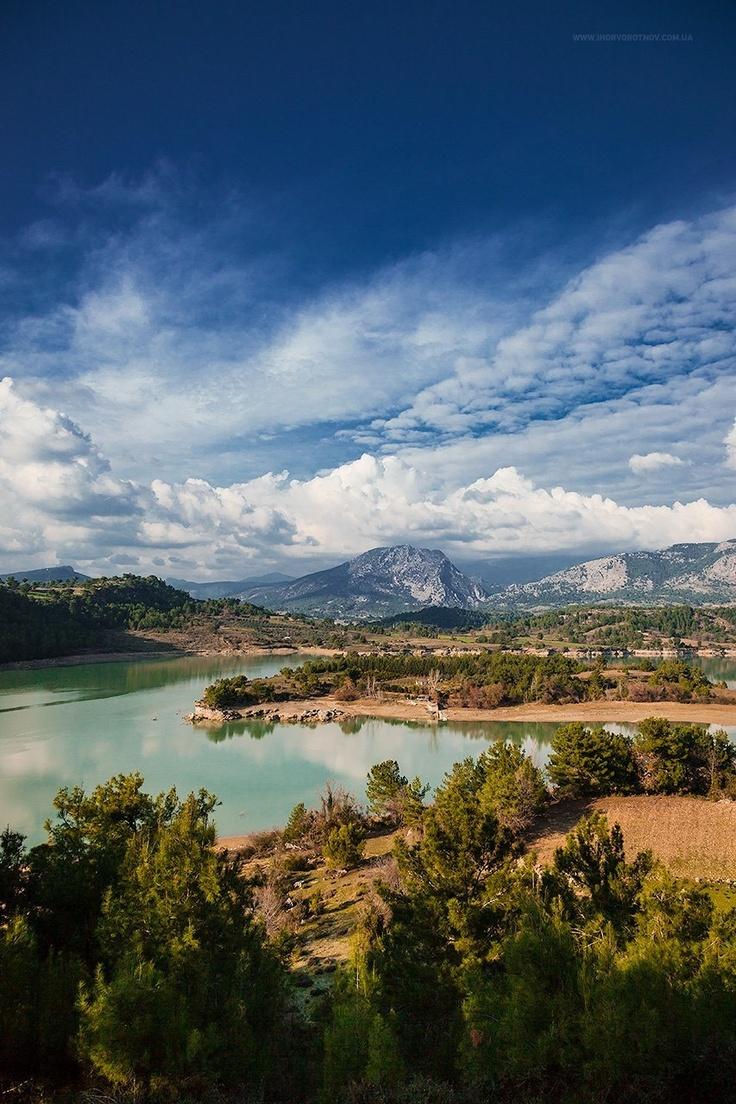 Turkey, Manavgat region (up in the mountains)