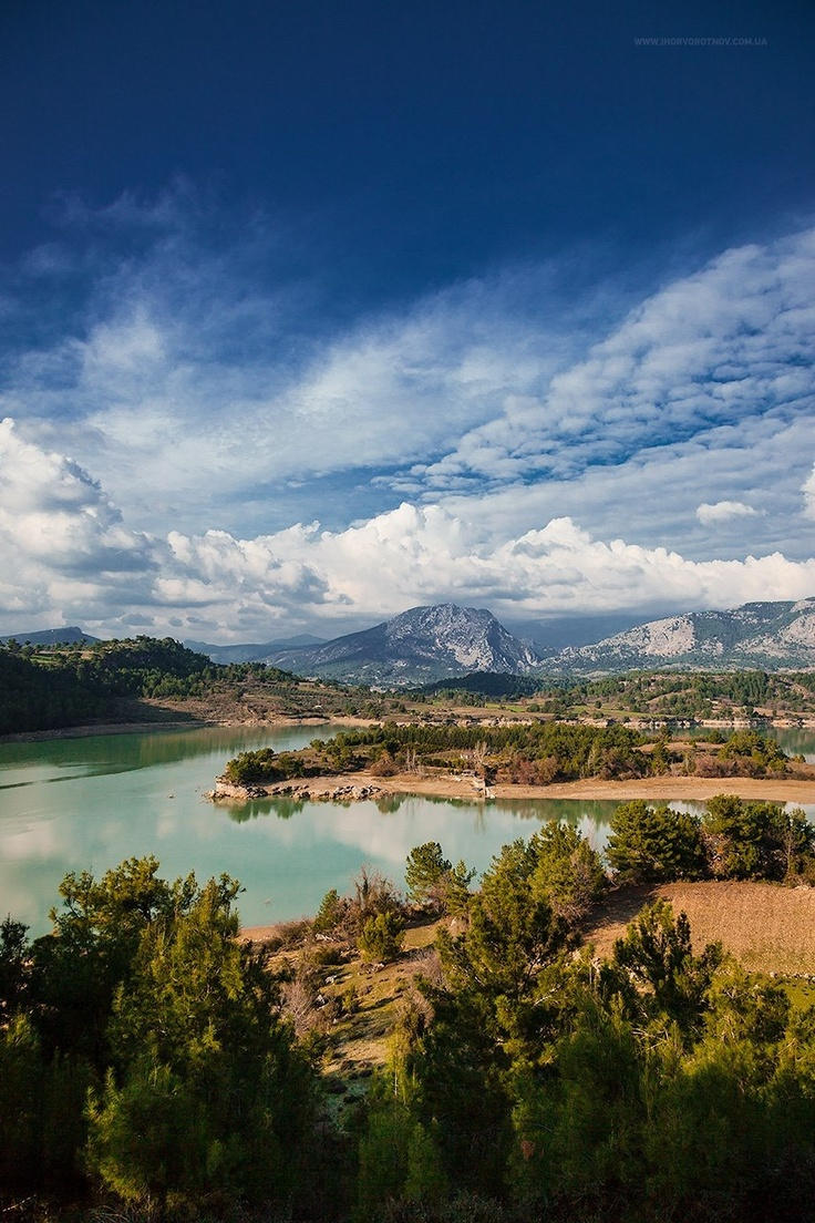 Turkey, Manavgat region (up in the mountains)