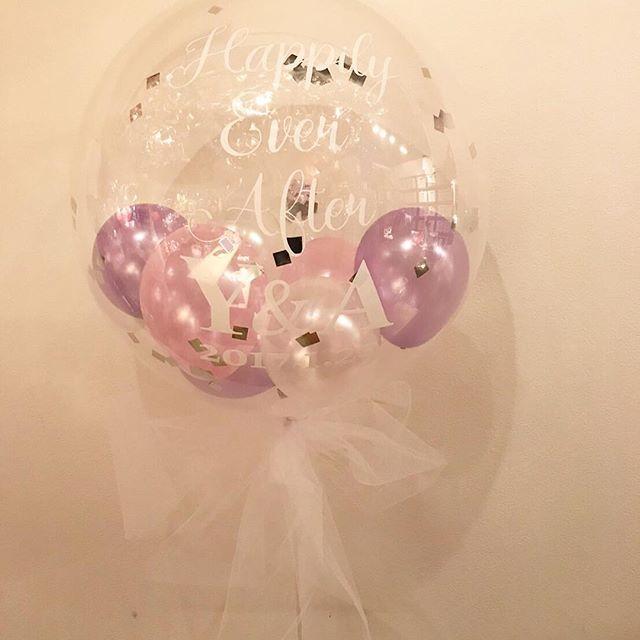 #balloons #tulleballoon