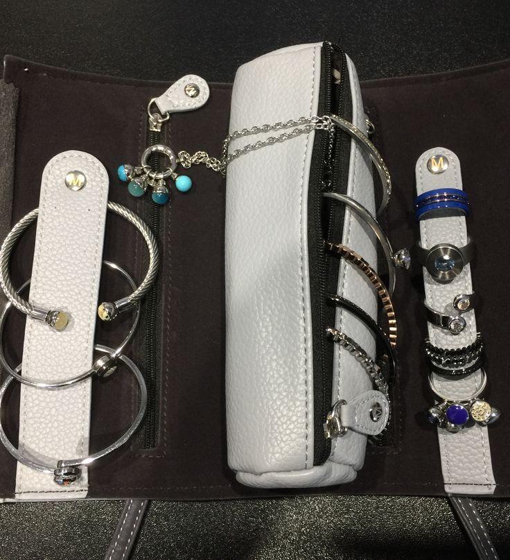 MelanO reisetui/travelpouch #melanojewelry #melano #jewelry #sieraden #reisetui #travelpouch
