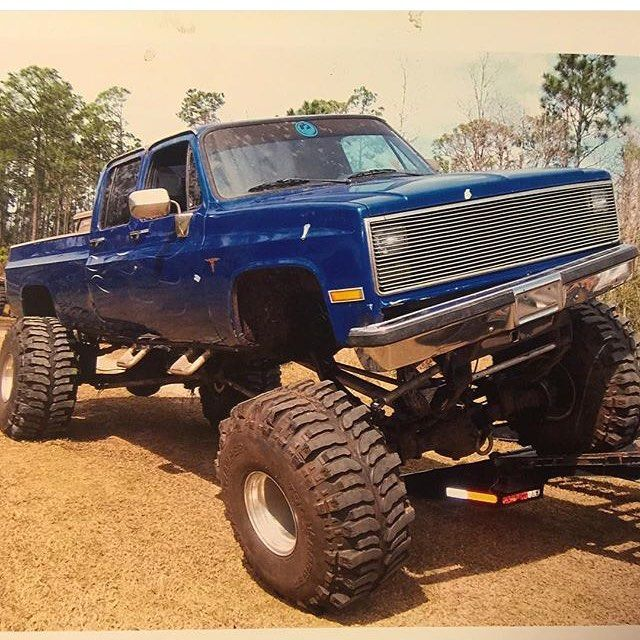 I Love Lifted Trucks — k5willy:     #squarebody #lifted #chevy #gmc ...