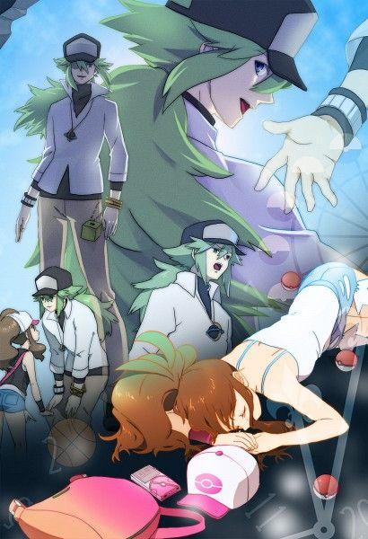 Pokemon Toukos Dream. Awwwww!