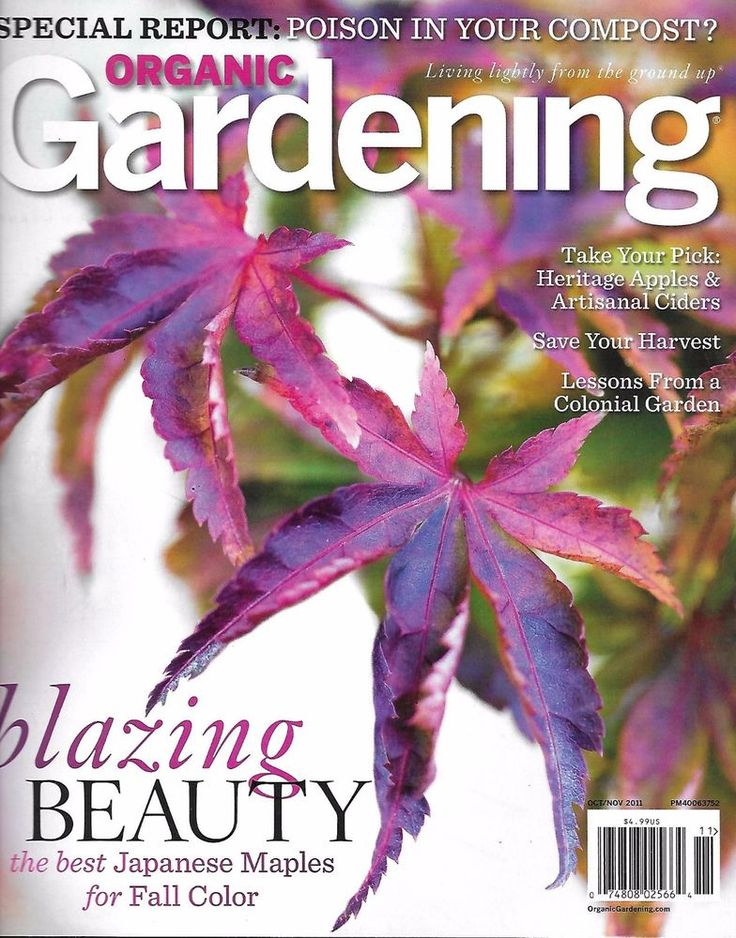 Best 25+ Organic Gardening Magazine Ideas On Pinterest | Soil Texture,  Organic Gardening Tips And Growing Vegetables