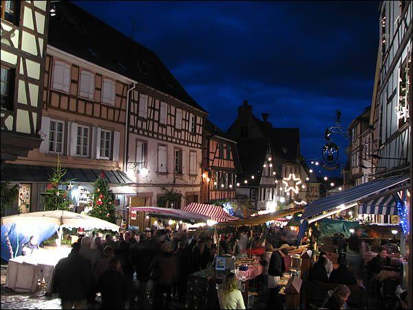 Le marché de Noël de Riquewihr