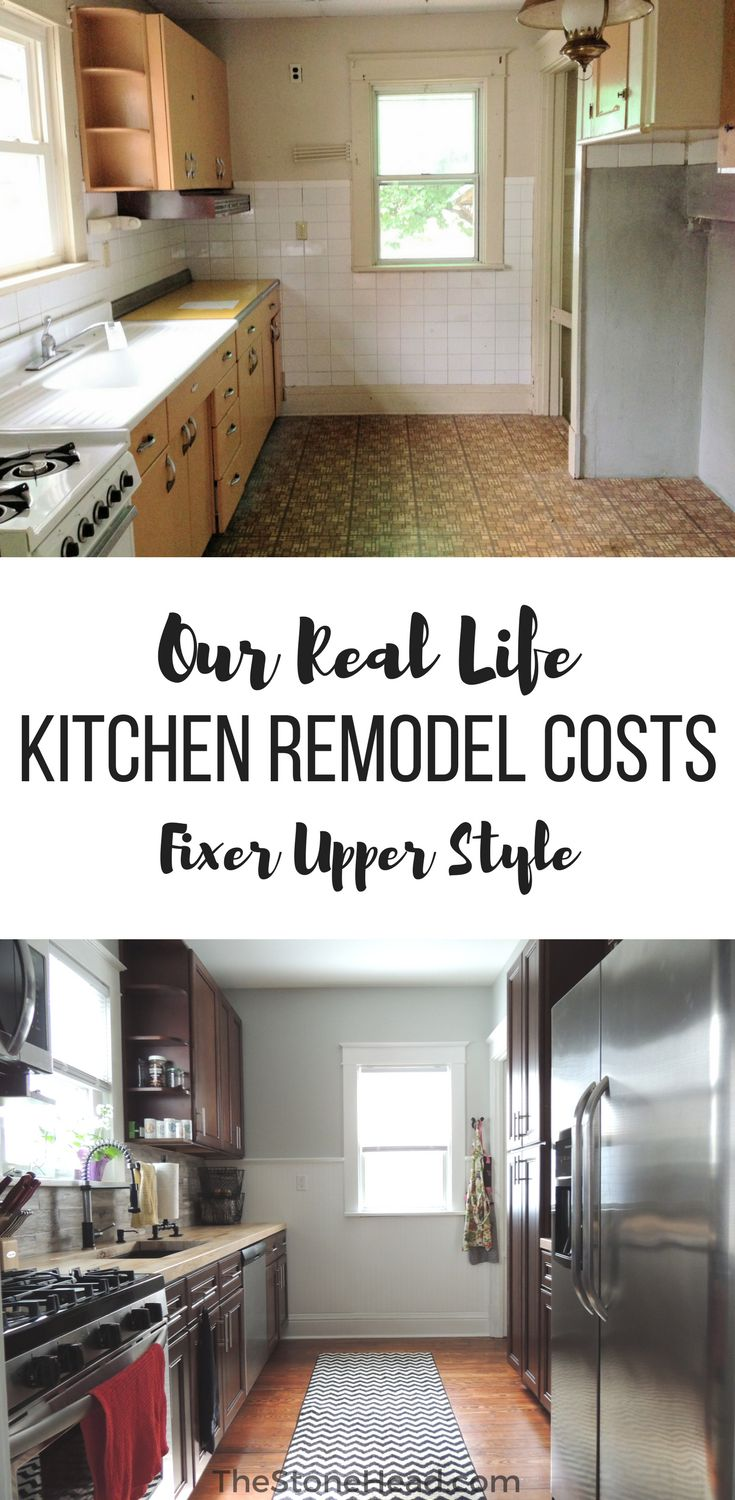 Kitchen Remodel Costs 709 best Flipping Houses