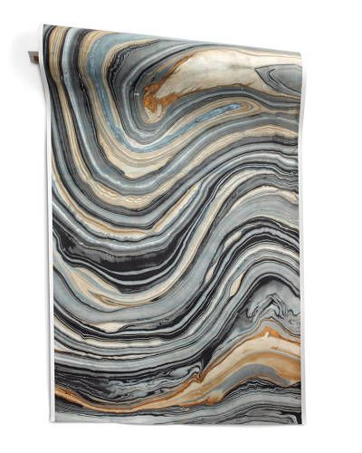 Swirls Wallpaper | Roberta Crowder