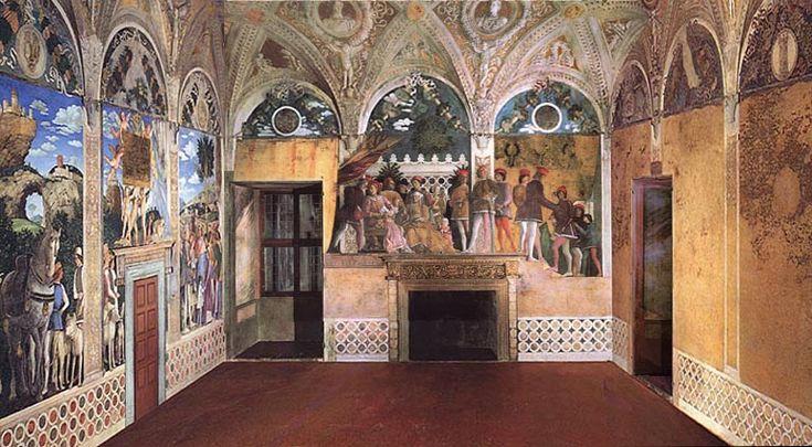 La Camera degli Sposi - Palazzo Ducale di Mantova