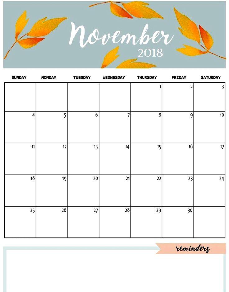 November 2018 Calendar Australia November Calendar Pinterest