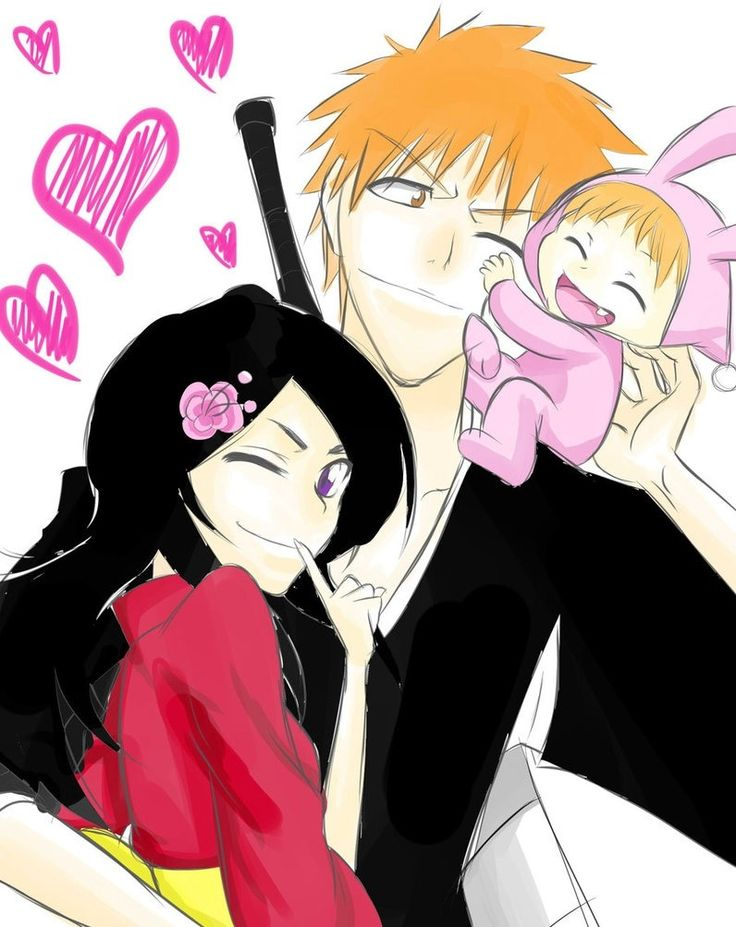 1000+ images about Ichiruki/Bleach on Pinterest | Chibi, Posts and Too ...