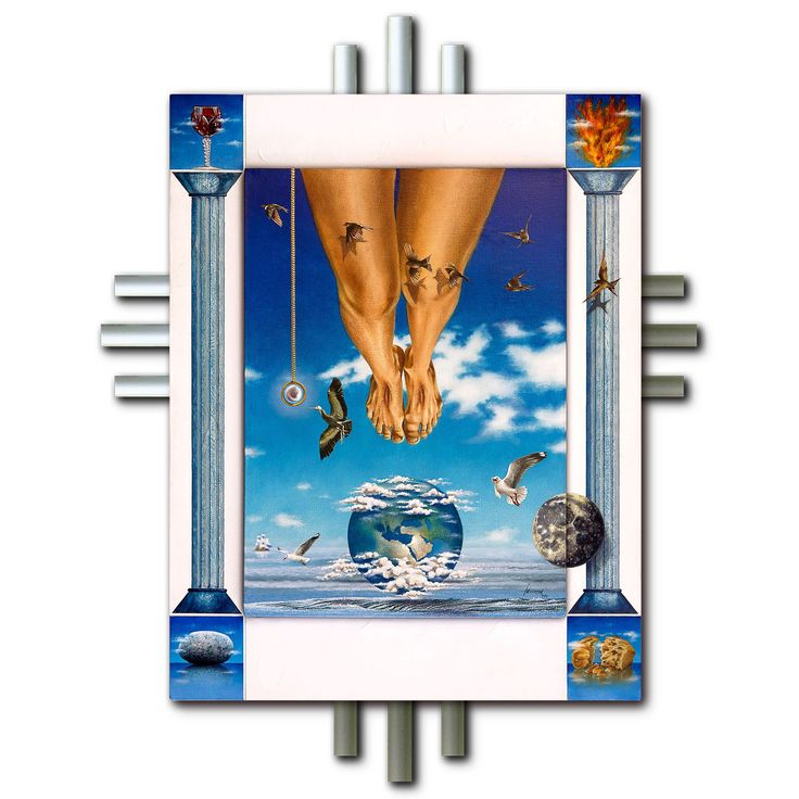 ASCENSION AND THE PEARL OF GREAT PRICE - The Power and the Glory - Ian Anderson Fine Art http://ianandersonfineart.com/portfolio-1/