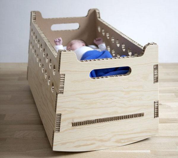Cardboard Furniture and Decoration