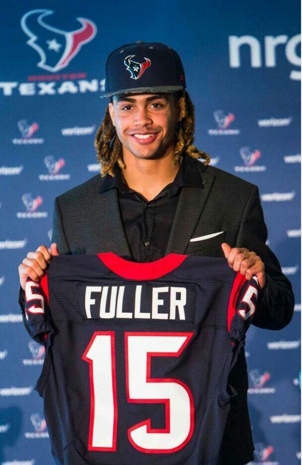 Welcome Will Fuller!