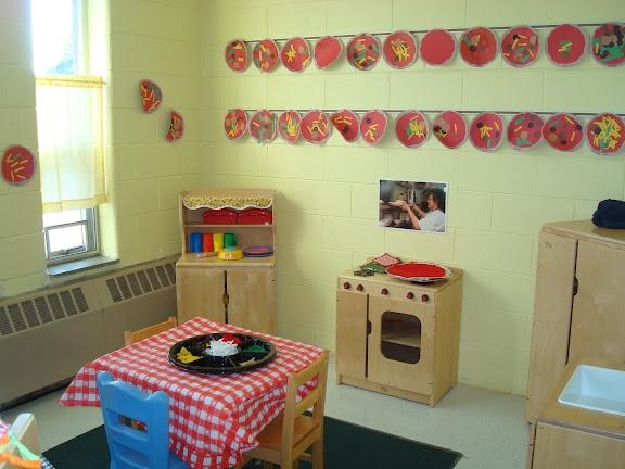 Dramatic Play Kitchen Ideas