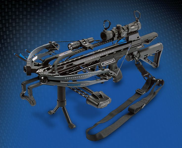 Carbon Express | Intercept Axon Compact tactical crossbow