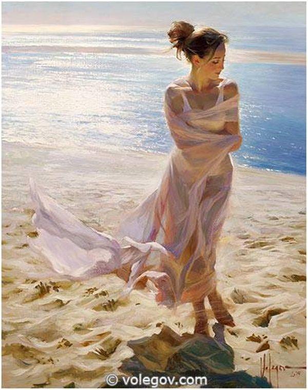Impressioni Artistiche : ~ Vladimir Volegov ~... ..❣️♀Desiree♀❣️