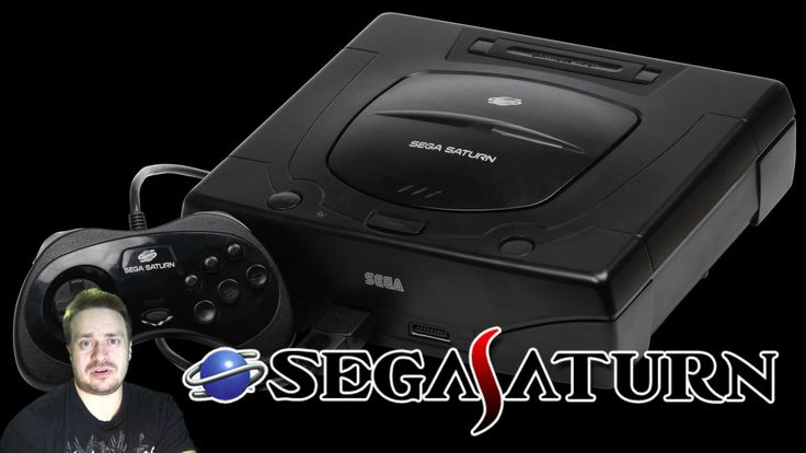 Classic Game Tour►SEGA Saturn Console [HUN]