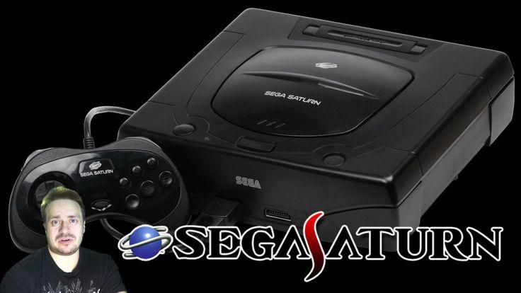 Classic Game Tour►SEGA Saturn Console [HUN]