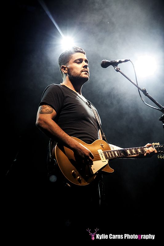 Zoo Twilight Sessions 2015 - Dan Sultan Kylie Carns Photography