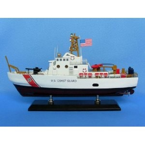 "USCG Patrol Boat 16"" - USCG - Model Ship Wood Replica - Not a Model Kit (Toy)  http://www.howtogetfaster.co.uk/jenks.php?p=B0033DWH7K  B0033DWH7K"