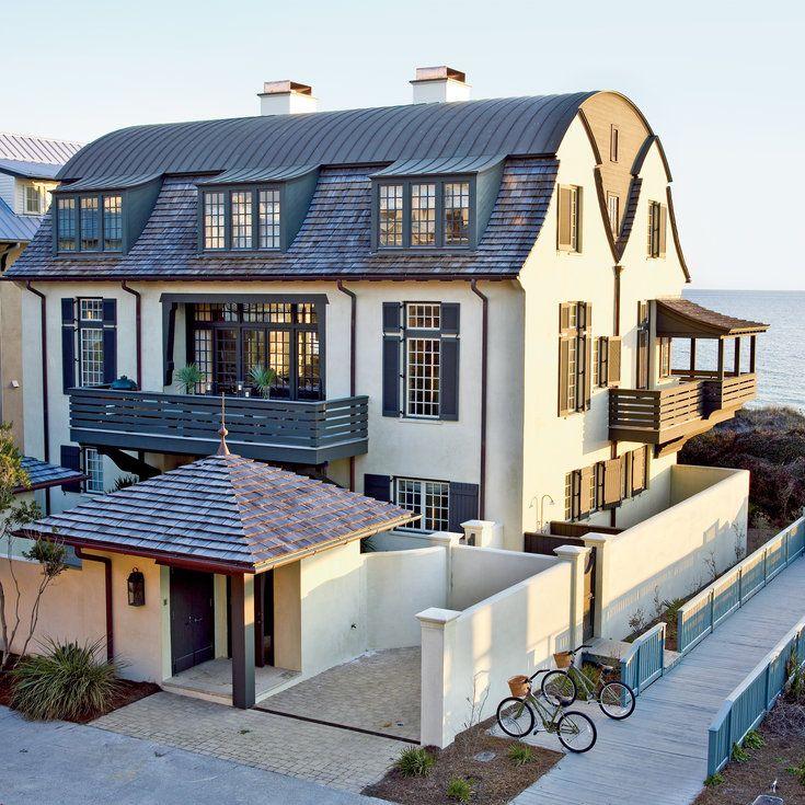 2. Rosemary Beach Dutch-Colonial - Inviting Florida Homes - Coastal Living