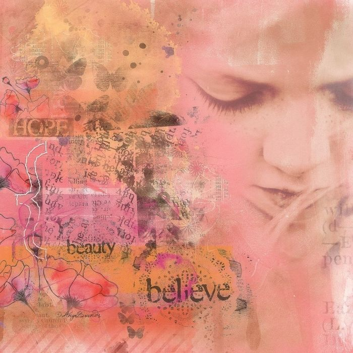 BELIEVE... ARTWORK ©AngeBrands..All rights reserved