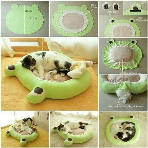 Choupi's next bed ;oD