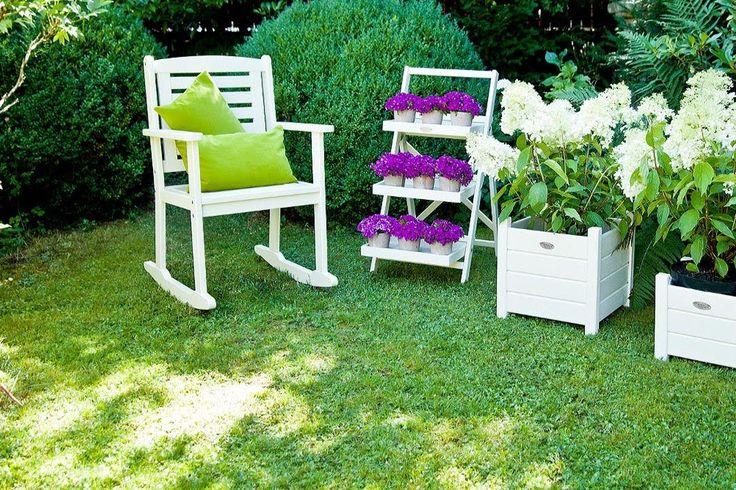 Зоны отдыха для сада и дачи – идеи для творчества и вдохновения