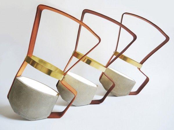 NOMADIC na FUTU.PL Z myślą o zabieganych ludziach projektantka Katharina Eisenkoeck, założycielka studia EKDESIGN, stworzyła przenośne lampy Nomadic. Zostały wykonane tradycyjną techniką wzmacniania i kształtowania skóry, cuir bouilli.
