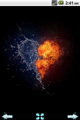 best fire ice images fire and ice veneers  fire and ice heart