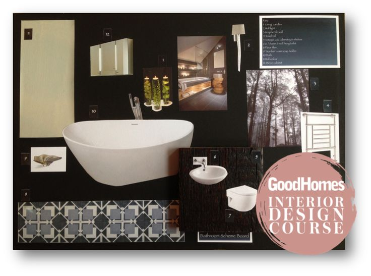 Kitchen And Bath Design Certificate Programs Online Best 72 Best Mood Boards And Scheme Boards Images On Pinterest  Mood Review