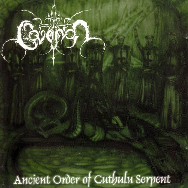 "Magick Disk Musick | GOVANON ""Ancient Order Of Cuthulu Serpent"" [CD, 2001] 