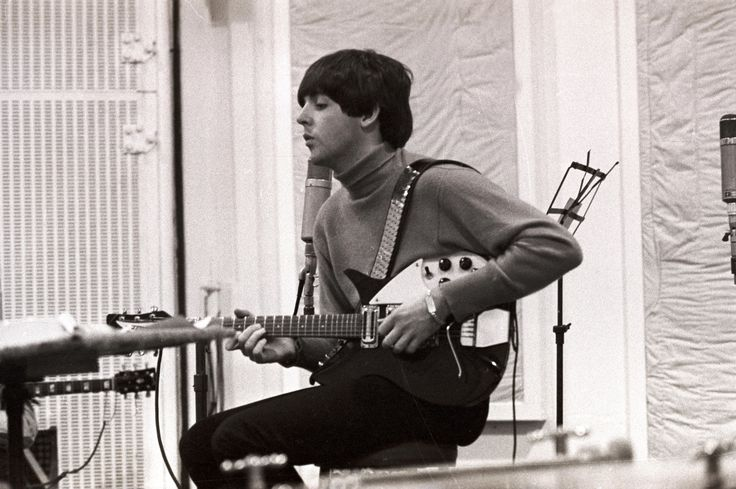 """'Help': Publishers unearth rare Beatles pictures - I was always a huge """"Paul"""" fan and still am."""