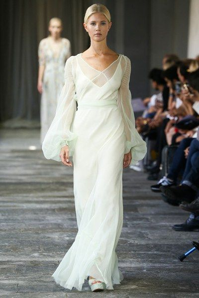 Luisa Beccaria Spring 2015 Ready-to-Wear Collection Photos - Vogue