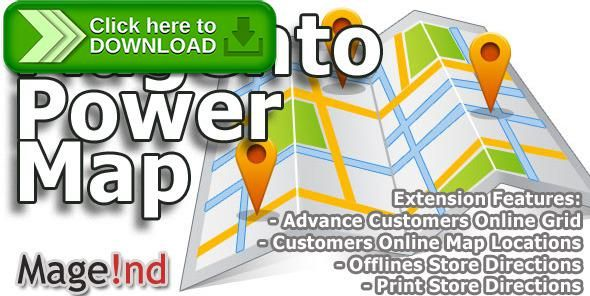[ThemeForest]Free nulled download Magento Power Map from http://zippyfile.download/f.php?id=48209 Tags: ecommerce, google map, locations, magento, offline, store