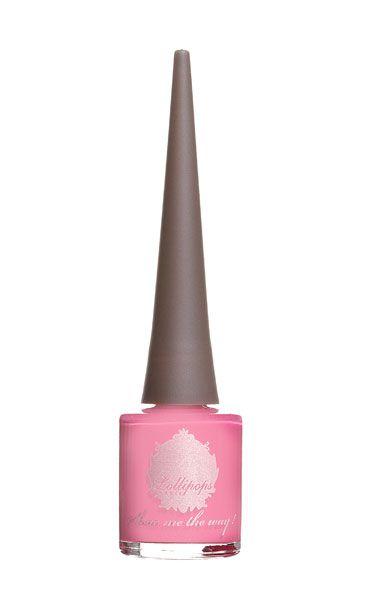 Vernis à ongles rose barbie Rosa Bonheur Lollipops Maquillage sur www.3Bstore.fr