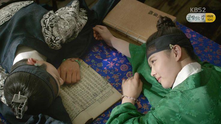 Moonlight Drawn By Clouds: Episode 12 » Dramabeans Korean drama recaps
