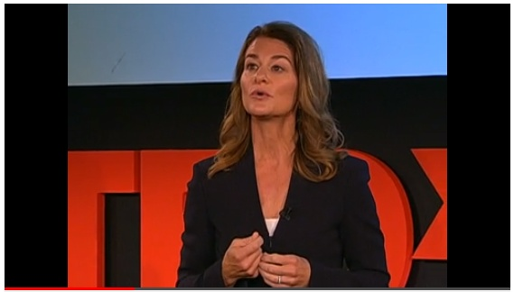 Melinda French Gates: What nonprofits can learn from Coca-Cola.  In her talk, Melinda Gates makes a provocative case for nonprofits taking a cue from corporations such as Coca-Cola, whose plugged-in, global network of marketers and distributors ensures that every remote village wants -- and can get -- a Coke. Why shouldn't this work for condoms, sanitation, vaccinations too?