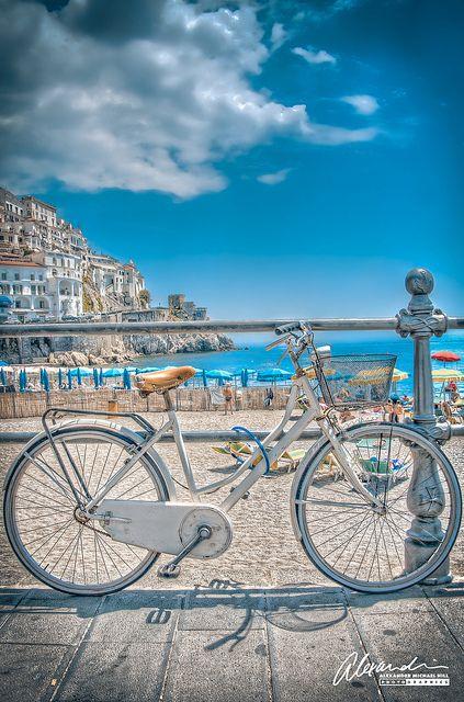 Transportation to The Beach in Amalfi, Amalfi Coast, Italy