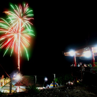 Gorontalo temple celebration