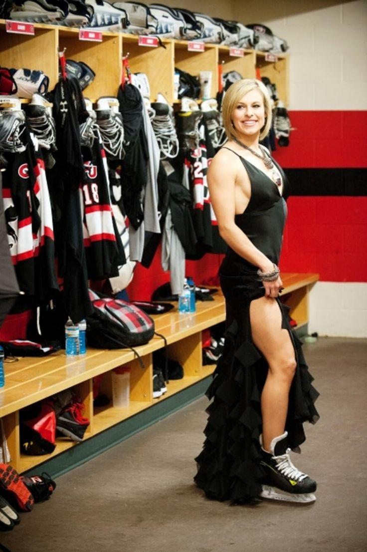 Tessa Bonhomme-Canadian Ice Hockey