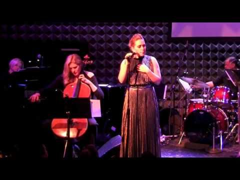 "Jessica Vosk - ""I Can't Make You Love Me/Still Hurting"" (Bonnie Raitt/Jason Robert Brown) - YouTube"