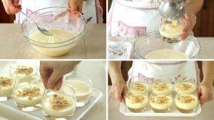 CREMA + CHEESECAKE + BUDINO = CREAM CHEESE PUDDING – ricetta dolce al cucchiaio facile