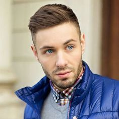 Cool College Hairstyle For Guys