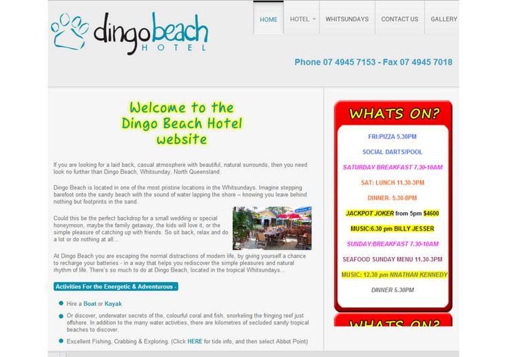 Dingo Beach Hotel