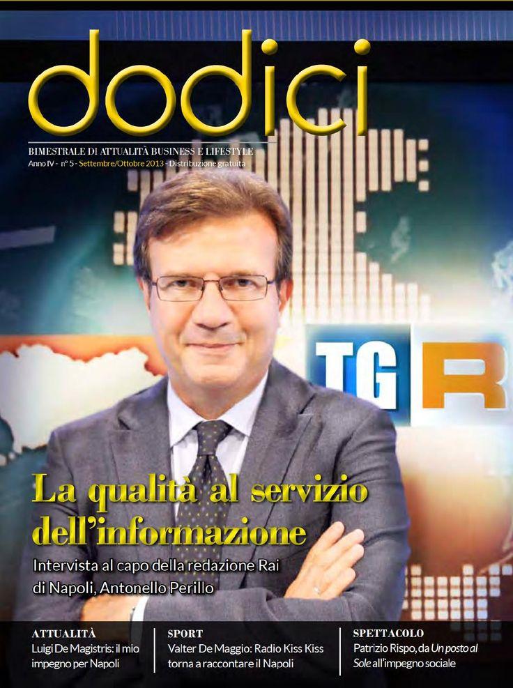 Dodici Magazine 05/2013