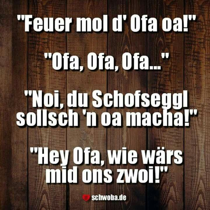 #ofen #winter #kalt #anmachen #seggl #schwäbisch #schwaben #schwoba #württemberg
