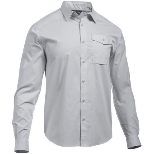 Under Armour Men's Backwater Button Down Fishing Shirt (