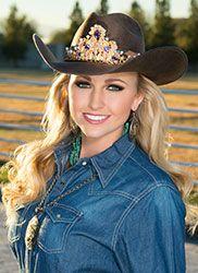 Paige Nicholson Miss Rodeo America 2014